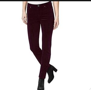 ■Buffalo David Bitton■(12) Purple Skinny Cord Pant